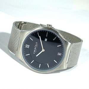 Caravelle Gentleman's Watch