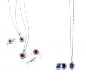 Gemstone Necklaces 1