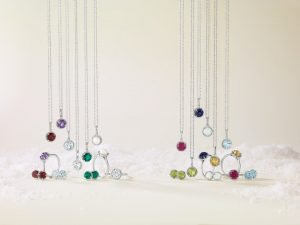 Gemstone Necklaces 3