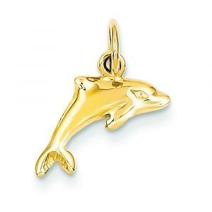 Childrens Dolphin Earring