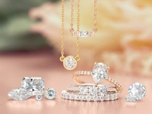 Large Selection of Diamond Jewelry