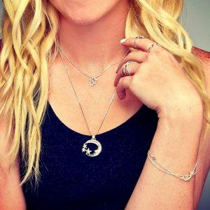 Moon & Stars Jewelry