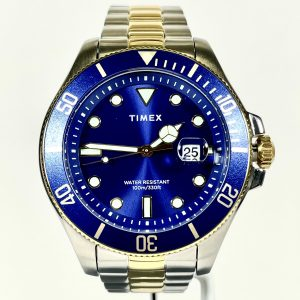Timex Harborside Coast Bracelet Watch, 43mm